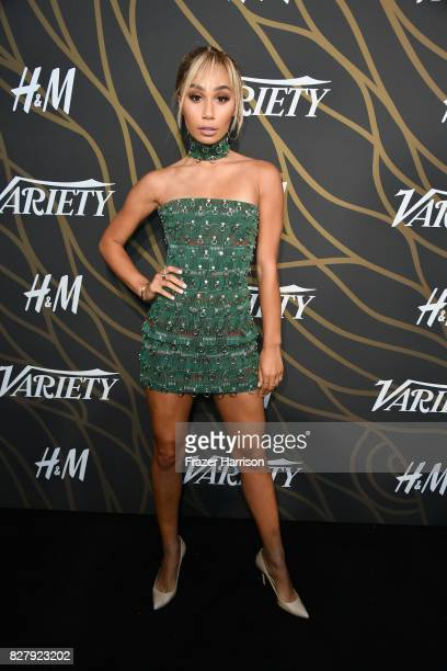 Eva Gutowski attends Variety Power of Young Hollywood at TAO Hollywood on August 8 2017 in Los Angeles California
