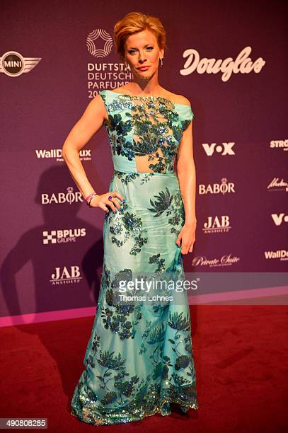 Eva Habermann attends Babor at the Duftstars Awards 2014 at arena Berlin on May 15 2014 in Berlin Germany