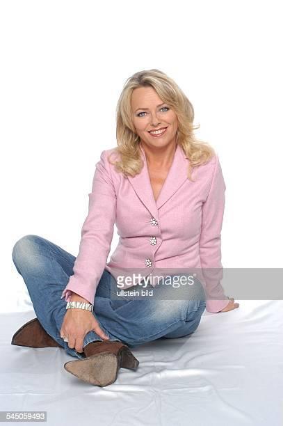 Eva Herman Nachrichtensprecherin Moderatorin Unternehmerin D