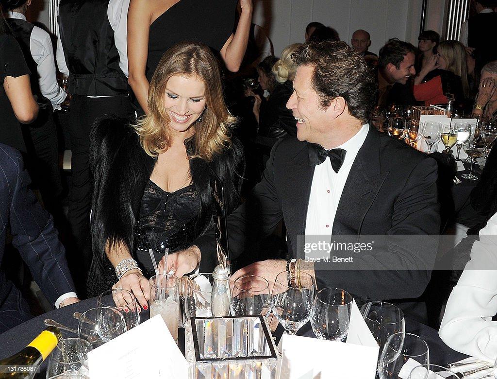 Harper's Bazaar Women Of the Year Awards 2011 - Inside