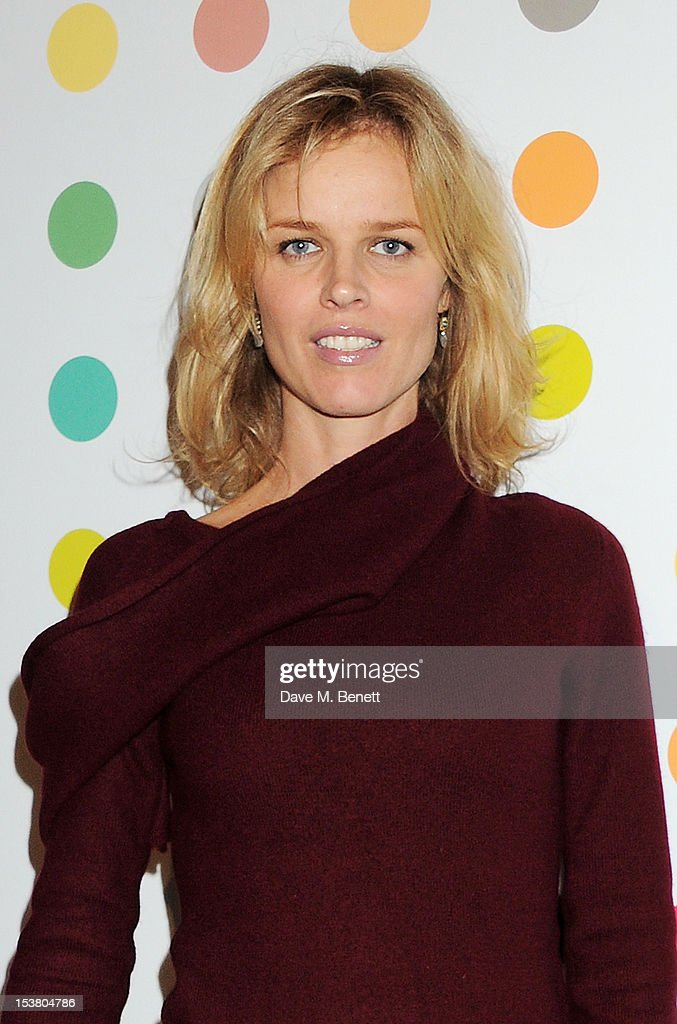 <a gi-track='captionPersonalityLinkClicked' href=/galleries/search?phrase=Eva+Herzigova&family=editorial&specificpeople=156428 ng-click='$event.stopPropagation()'>Eva Herzigova</a> attends a private preview of the PAD London 2012 Pavilion of Design in Berkeley Square Gardens on October 9, 2012 in London, England.