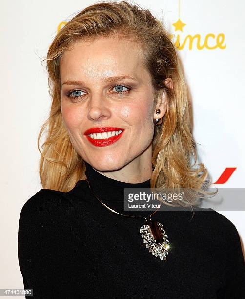 Eva Herzigova attends 'The Little Prince' Party during the 68th annual Cannes Film Festival on May 22 2015 in Cannes France