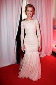 Eva Herzigova attends the Mon Cheri Barbara Tag 2014 at Haus der Kunst on December 4 2014 in Munich Germany