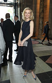 Eva Herzigova attends the One For The Boys Fashion Ball at The VA on June 12 2016 in London England