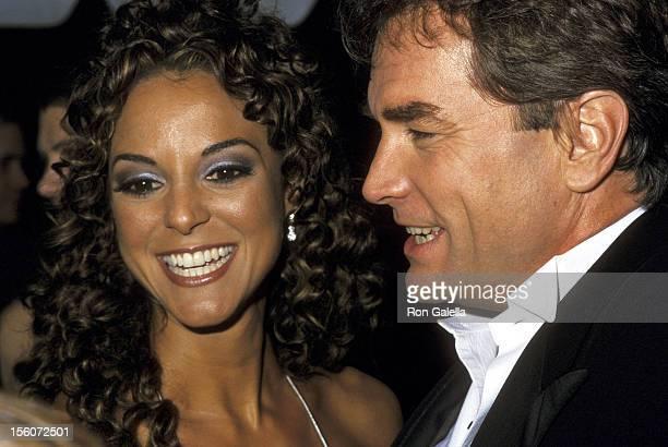 Eva La Rue and husband John Callahan during 27th Annual Daytime Emmy Awards at Radio City Music Hall in New York City New York United States
