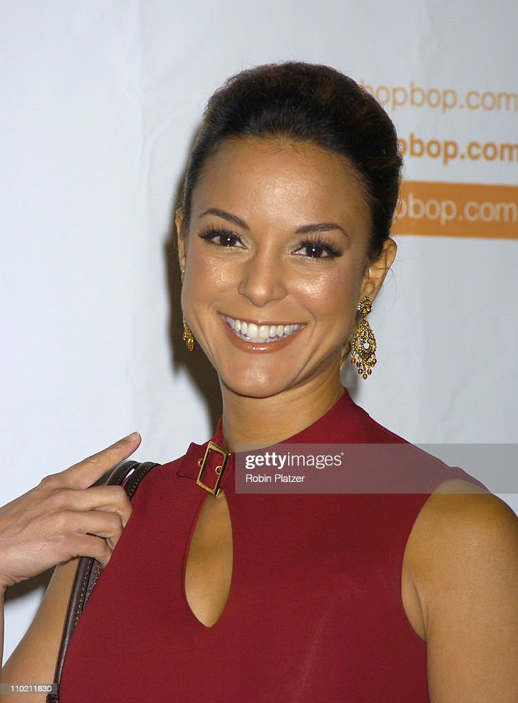 Eva La Rue during 10th Annual Daytime Television Gala Benefiting St. Jude Children's Research Hospital at Marriott Marquis Hotel in New York, New York, United States.