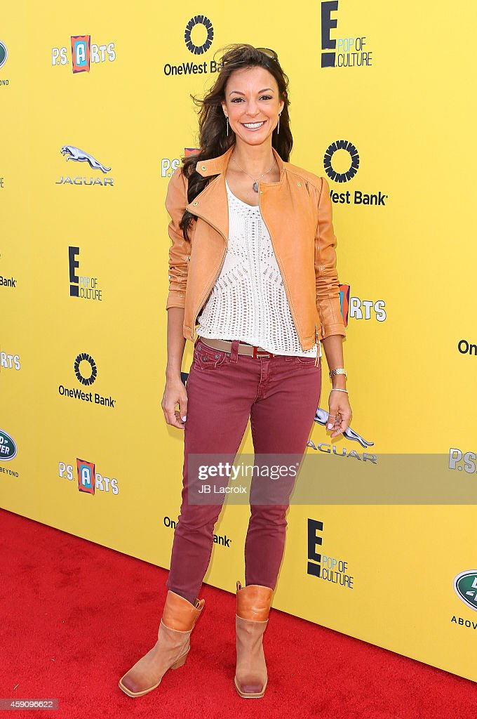 Eva LaRue attends P.S. ARTS presents Express Yourself 2014 with ...