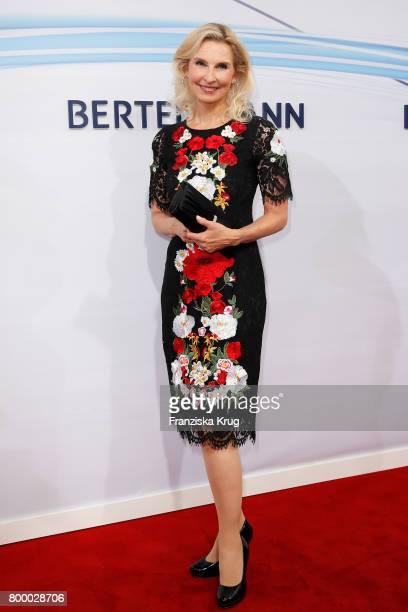 Eva Lind attends the 'Bertelsmann Summer Party' at Bertelsmann Repraesentanz on June 22 2017 in Berlin Germany