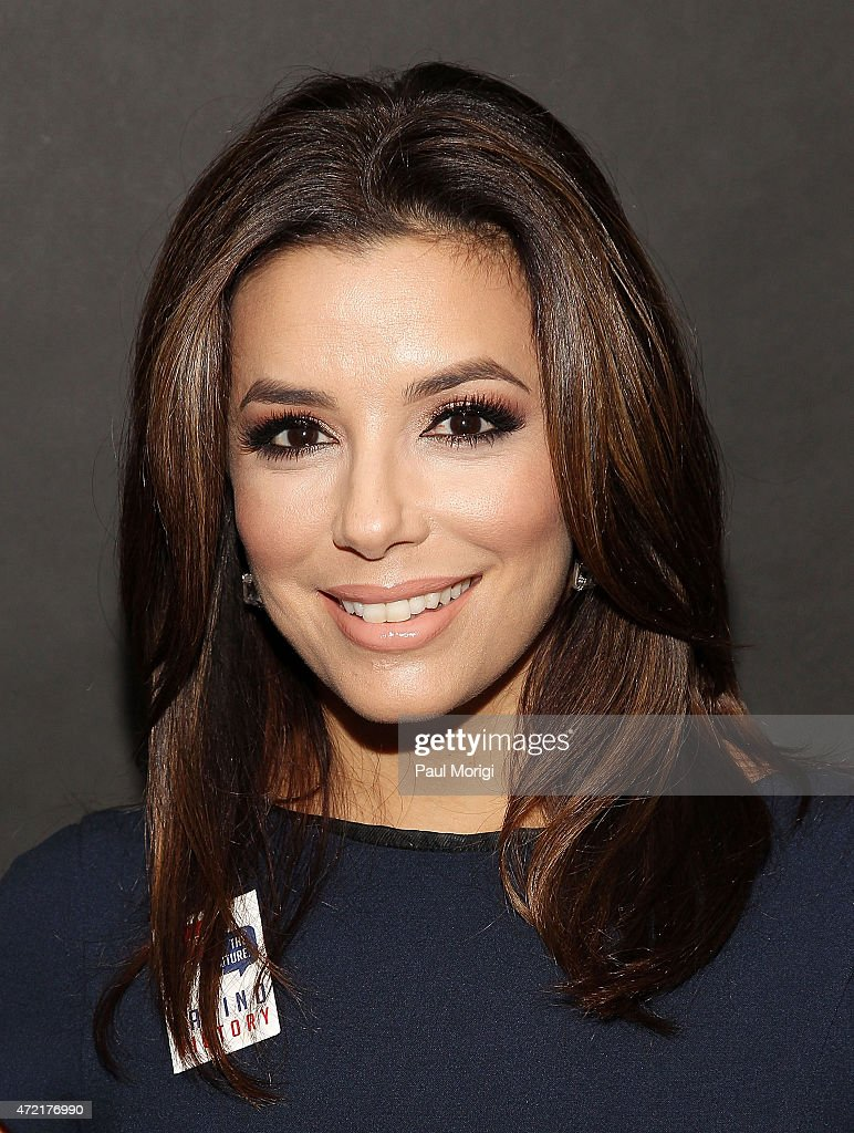 Eva Longoria, Actress and Co-Founder, Latino Victory, attends the Latino Victory Foundation's Latino Talks event at The Hamilton on May 4, 2015 in Washington, DC.