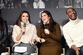 UT: The MACRO Lodge Presents Netflix Gentefied Panel With Eva Longoria And America Ferrara