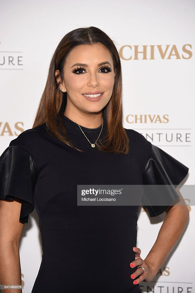Eva Longoria attends Chivas' The Venture Final Event on July 14, 2016 in New York City.