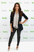 Eva Longoria attends Hulu NY Press Junket on April 30 2013 in New York City