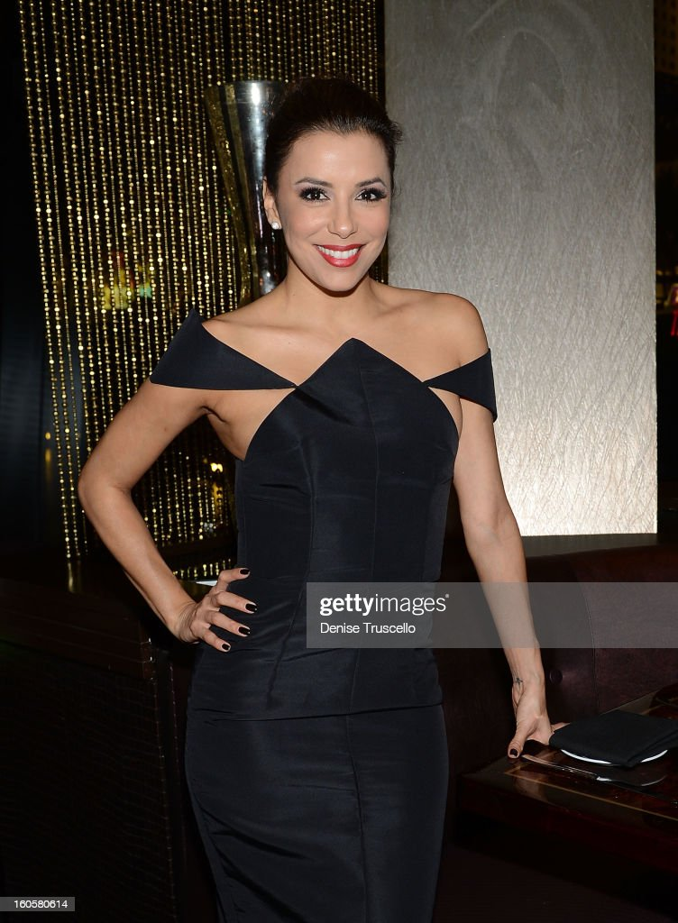 <a gi-track='captionPersonalityLinkClicked' href=/galleries/search?phrase=Eva+Longoria&family=editorial&specificpeople=202082 ng-click='$event.stopPropagation()'>Eva Longoria</a> attends the grand opening of SHe by Morton's at Crystals at CityCenter on February 2, 2013 in Las Vegas, Nevada.