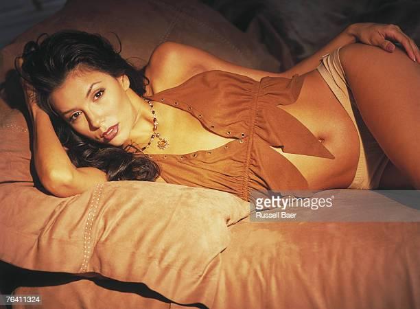 Eva Longoria Eva Longoria by Russell Baer Eva Longoria Self Assignment July 1 2003