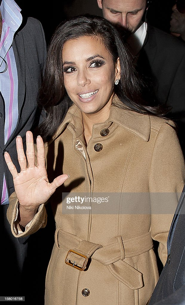 <a gi-track='captionPersonalityLinkClicked' href=/galleries/search?phrase=Eva+Longoria&family=editorial&specificpeople=202082 ng-click='$event.stopPropagation()'>Eva Longoria</a> sighting on December 8, 2012 in London, England.