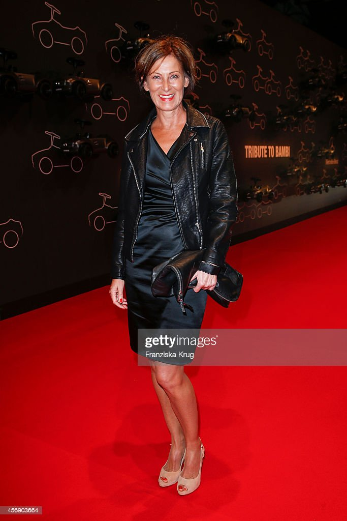 Eva Lutz attends the Tribute To Bambi 2014 on September 25 2014 in Berlin Germany