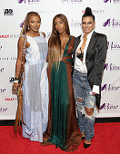 Sevyn Streeter and Courtney Adeleye of The Mane Choice...