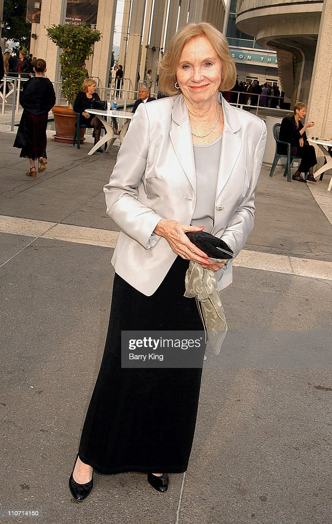 Eva Marie Saint during Baz Luhrmann's Production of Puccini's 'La Boheme' - Opening Night - Los Angeles at The Ahmanson Theater in Los Angeles, CA, United States.