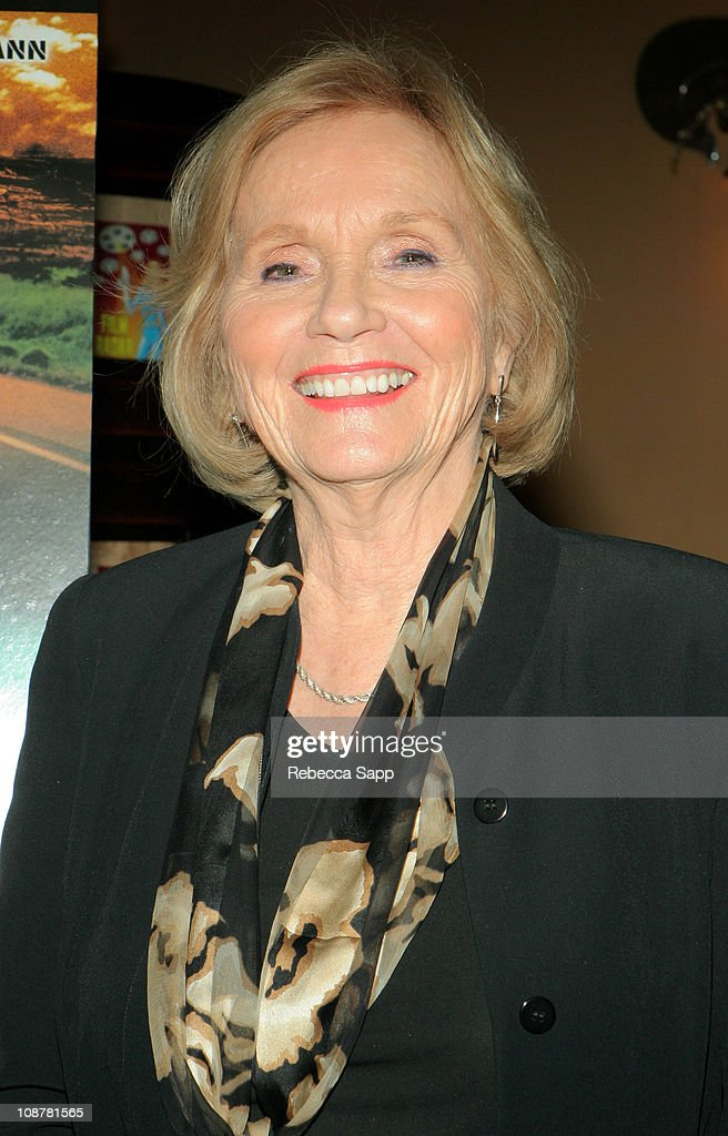 Eva Marie Saint during 'Don't Come Knocking' Beverly Hills Screening - Arrivals at Fine Arts Theatre in Beverly Hills, CA.