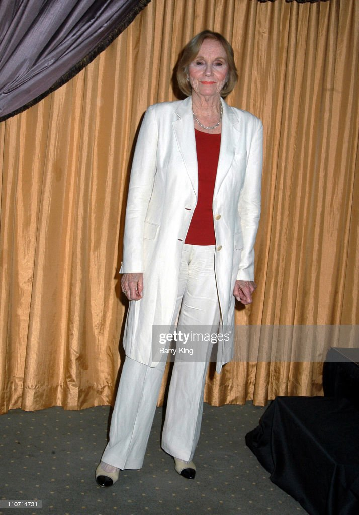Eva Marie Saint during Eva Marie Saint and Jeffrey Hayden Perform Love Letters to Benefit the Local Epilepsy Foundation at The Beverly Hills Hotel in Beverly Hills, California, United States.