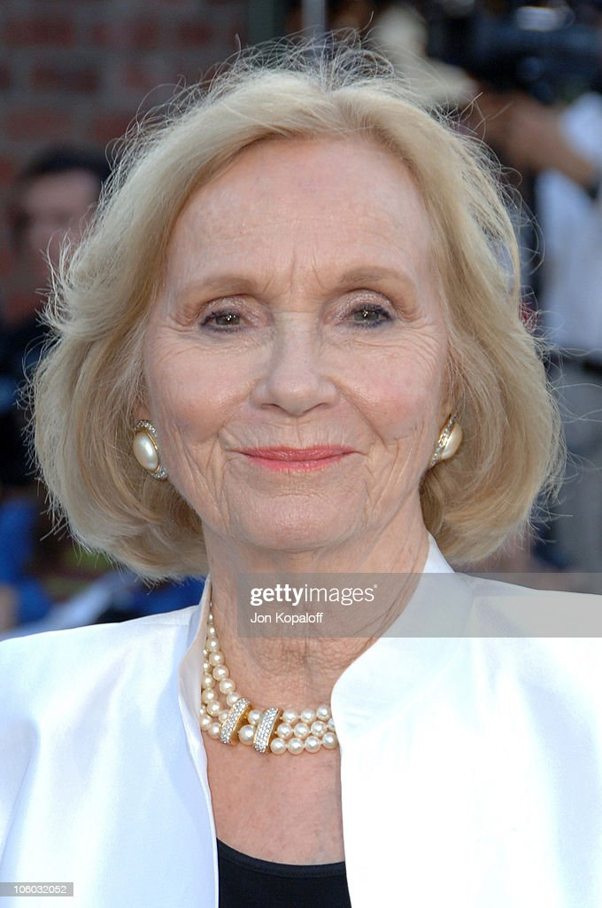 Eva Marie Saint during 'Superman Returns' Los Angeles Premiere - Arrivals at Mann Village and Bruin Theaters in Westwood, California, United States.
