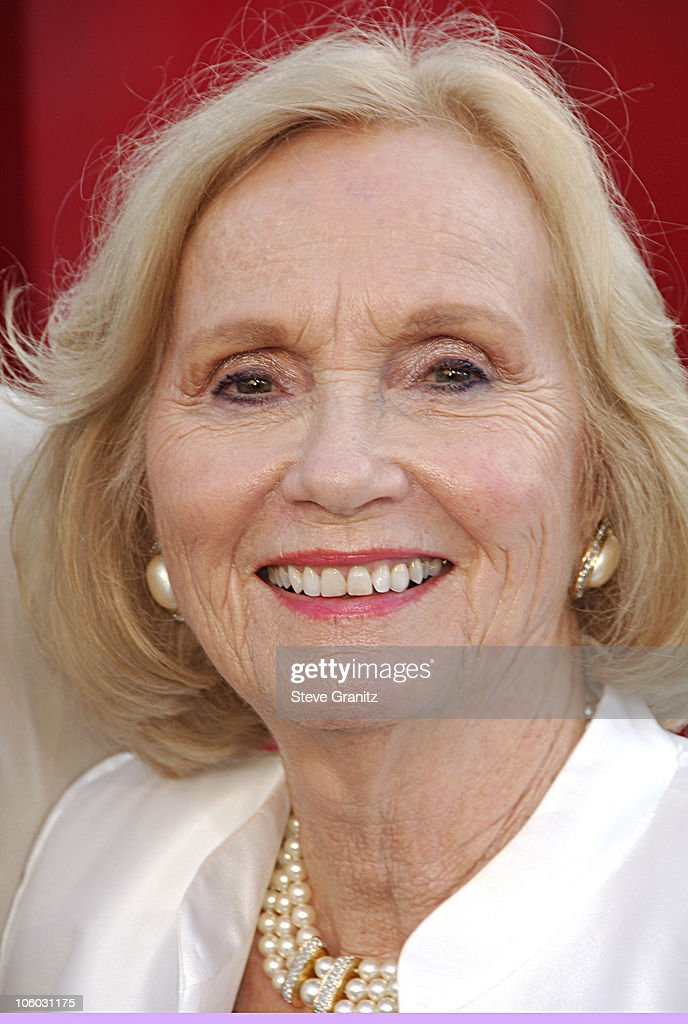 Eva Marie Saint during World Premiere of 'Superman Returns' - Arrivals at Mann's Village and Bruin Theaters in Westwood, California, United States.