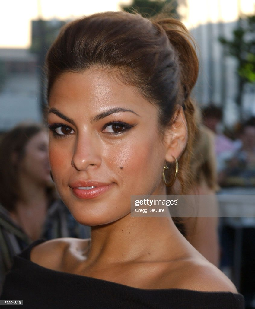 Eva Mendes at the Director's Guild of America in Hollywood, California
