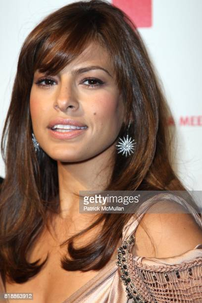 Eva Mendes attends DKMS' 4th Annual Gala' LINKED AGAINST LEUKEMIA at Cipriani's 42nd St on April 29 2010 in New York City