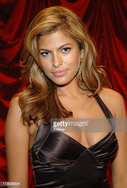 Eva Mendes during 2005 ESPY Awards Front Row and Backstage at Kodak Theater in Hollywood California United States