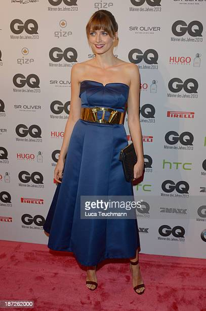 Eva Padberg arrives at the GQ Men of the Year Award at Komische Oper on November 7 2013 in Berlin Germany
