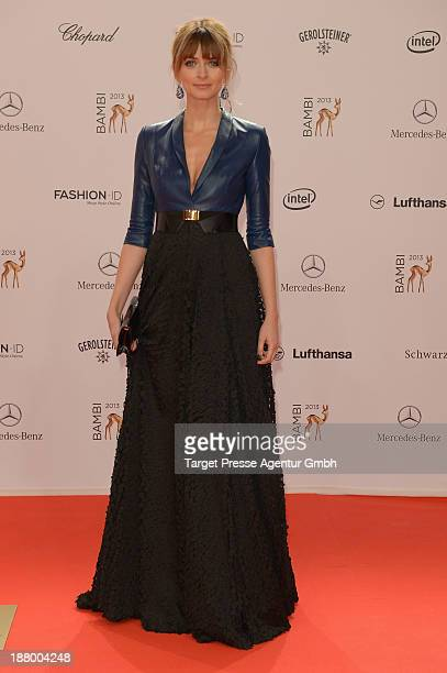 Eva Padberg attends the Bambi Awards 2013 at Stage Theater on November 14 2013 in Berlin Germany