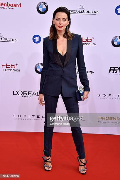 Eva Padberg attends the Lola German Film Award on May 27 2016 in Berlin Germany