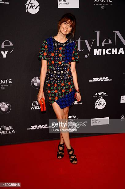 Eva Padberg attends the Michalsky Style Night at Tempodrom on July 11 2014 in Berlin Germany