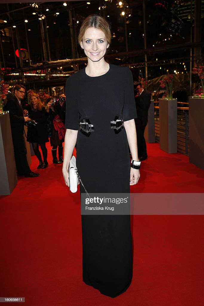 Eva Padberg attends the 'Opening Party - 63rd Berlinale International Film Festival' at the 63rd Berlinale International Film Festival at the Berlinale Palast on February 7, 2013 in Berlin, Germany.