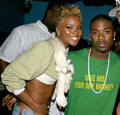 Eva Pigford and Ray J during Eva Pigford and Ray J @ Coral Room at Coral Room in New york NY United States