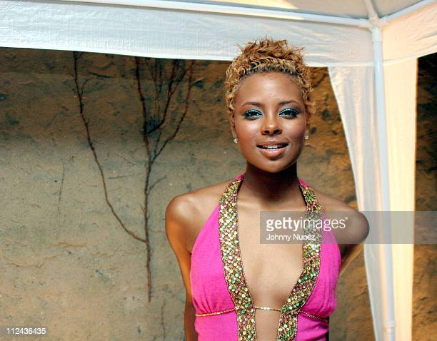 Eva Pigford during Eva Pigford Hosts the Launch of Clothier Boutique at Clothier Boutique Brooklyn in New York New York United States