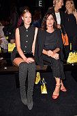 Luisa Spagnoli - Front Row - Milan Fashion Week...