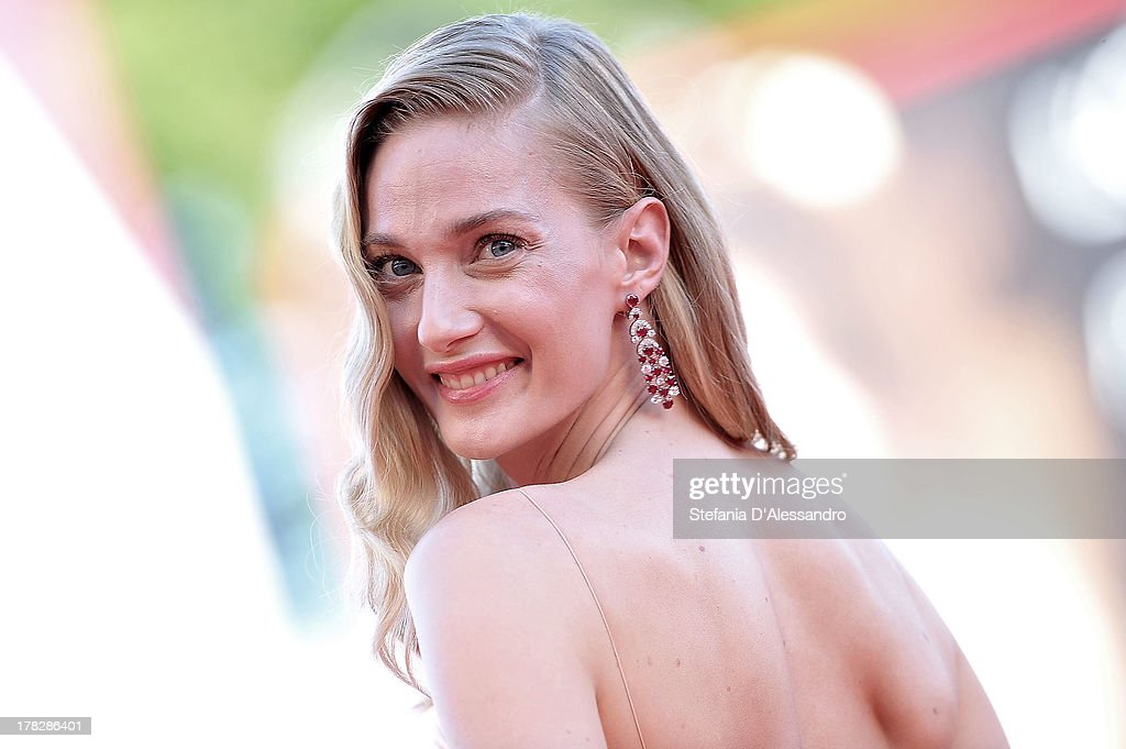 Eva Riccobono attends 'Gravity' premiere and Opening Ceremony during The 70th Venice International Film Festival at Sala Grande on August 28, 2013 in Venice, Italy.