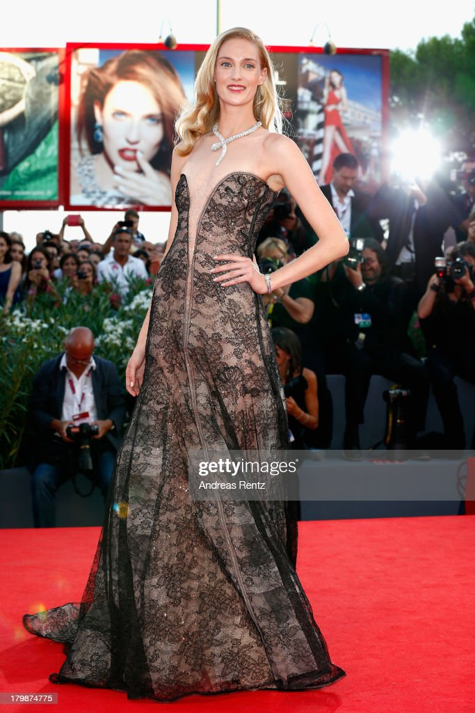 <a gi-track='captionPersonalityLinkClicked' href=/galleries/search?phrase=Eva+Riccobono&family=editorial&specificpeople=885062 ng-click='$event.stopPropagation()'>Eva Riccobono</a> attends the Closing Ceremony during the 70th Venice International Film Festival at the Palazzo del Cinema on September 7, 2013 in Venice, Italy.