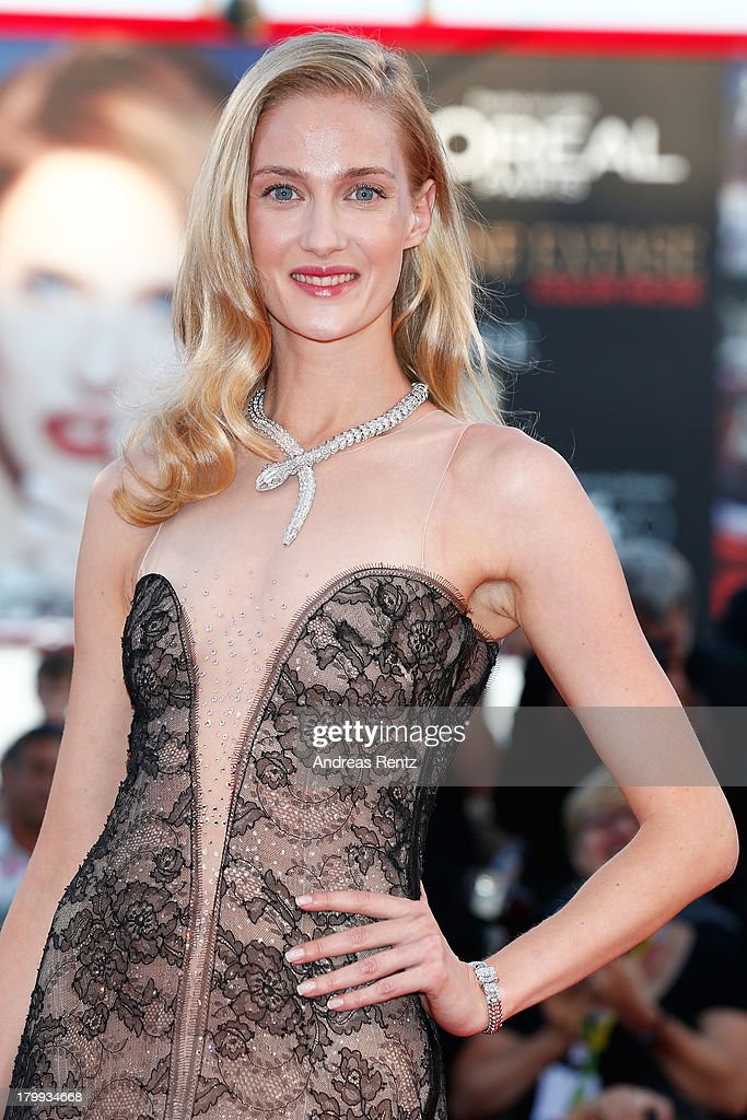 Eva Riccobono attends the Closing Ceremony during the 70th Venice International Film Festival at the Palazzo del Cinema on September 7, 2013 in Venice, Italy.