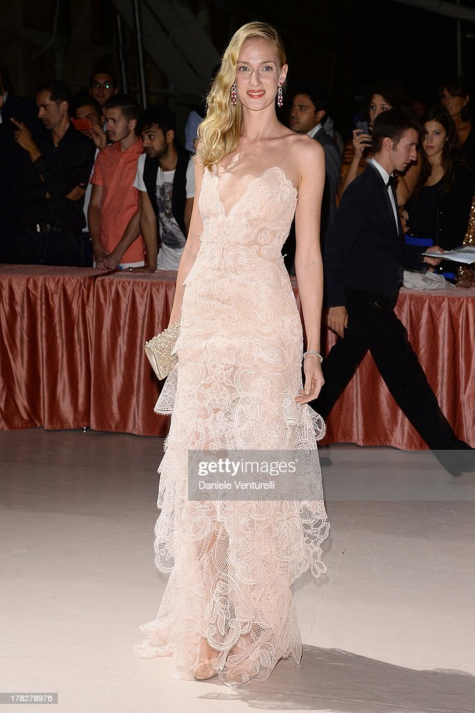Eva Riccobono attends the Opening Ceremony during The 70th Venice International Film Festival on August 28, 2013 in Venice, Italy.