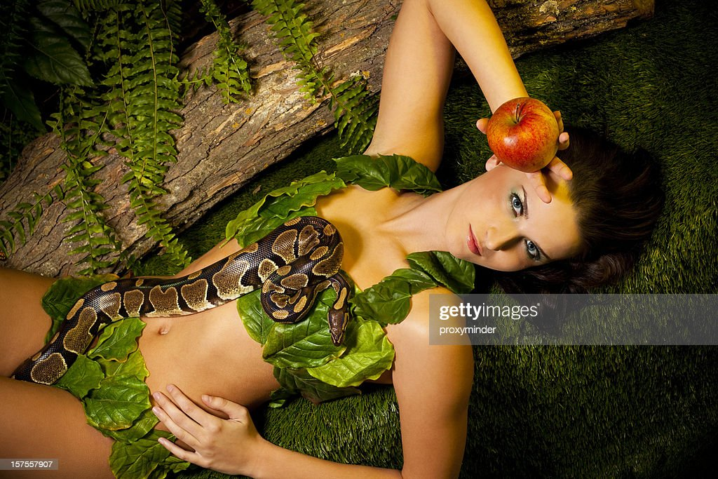 Eva Serpent and Apple