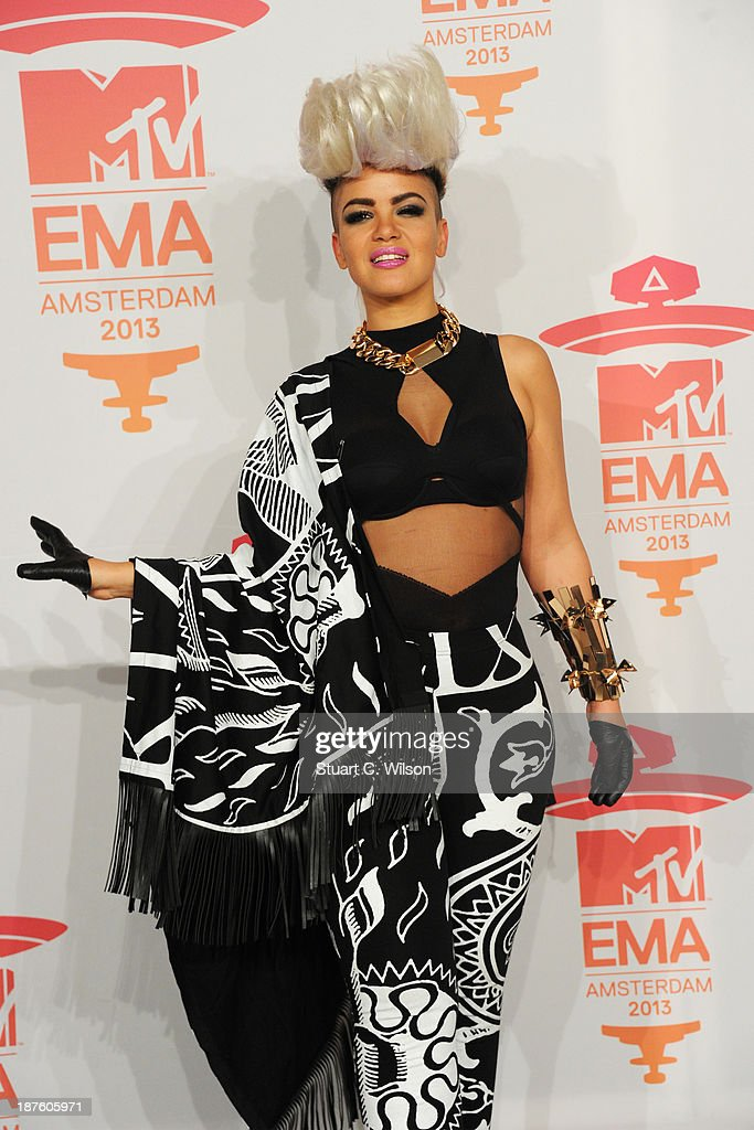 MTV EMA's 2013 - Photo Room