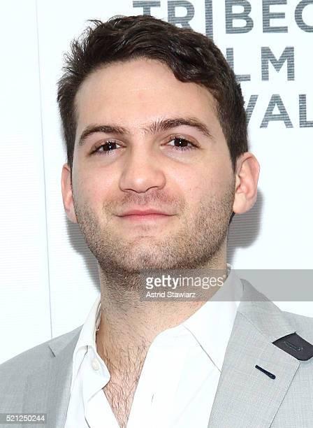 Evan Ari Kelman attends the 2016 Tribeca Film Festival Shorts New York Then at Regal Battery Park Cinemas on April 14 2016 in New York City