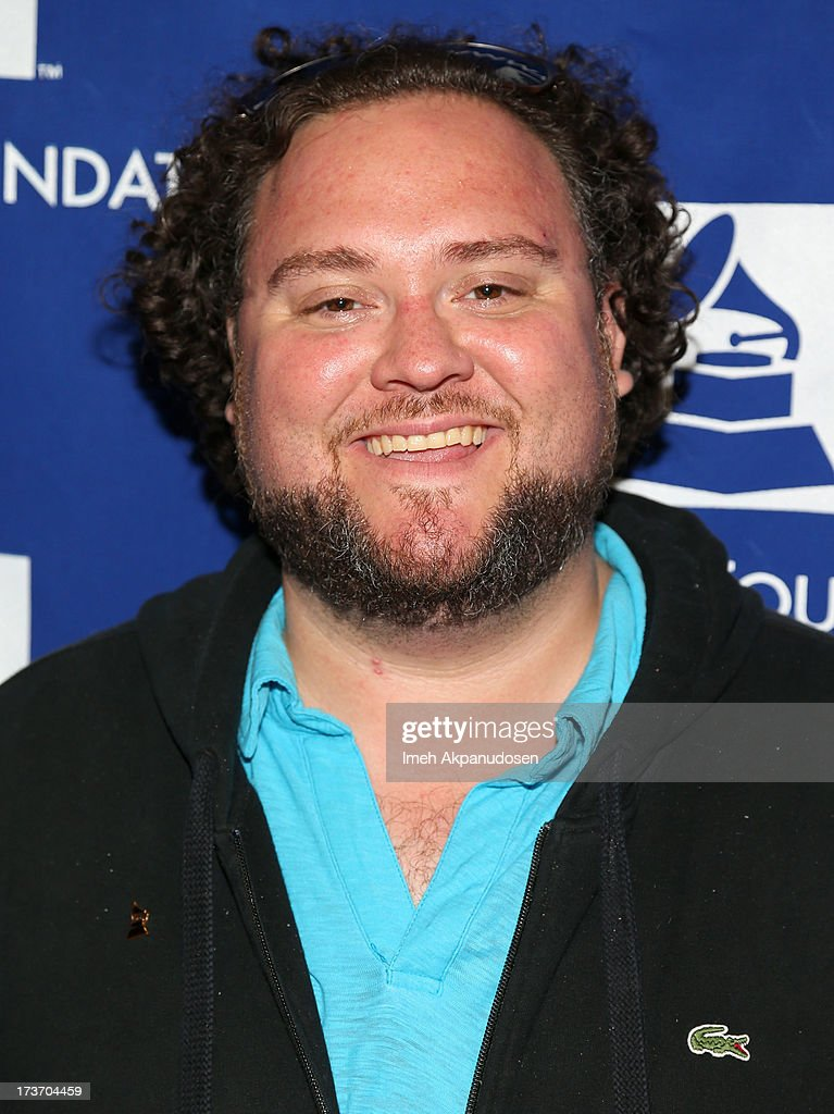Evan Bogart attends the 9th Annual GRAMMY Camp at University of Southern California on July 16, 2013 in Los Angeles, California.