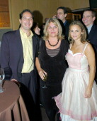 Evan Boorstyn Joanna Powell and Amy Sedaris during Bon Appetit and Warner Books Host a Party for Amy Sedaris' New Book 'I Like You' at Dining Room at...