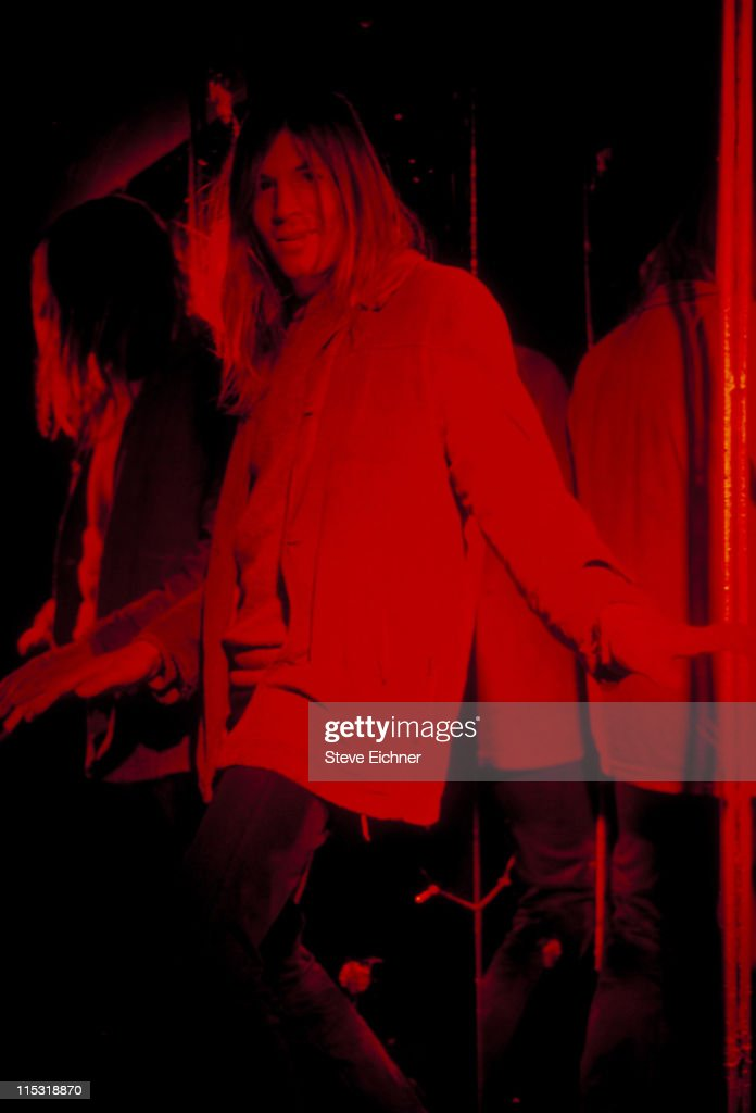 Evan Dando of the Lemonheads during Evan Dando of Lemonheads at Limelight - 1993 at Limelight in New York City, New York, United States.