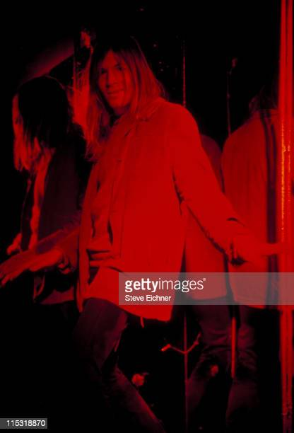 Evan Dando of the Lemonheads during Evan Dando of Lemonheads at Limelight 1993 at Limelight in New York City New York United States