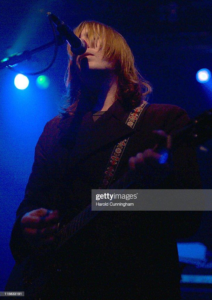 Evan Dando of the Lemonheads during Lemonheads in Concert at the Forum in London - October 6, 2006 at Forum in London, Great Britain.