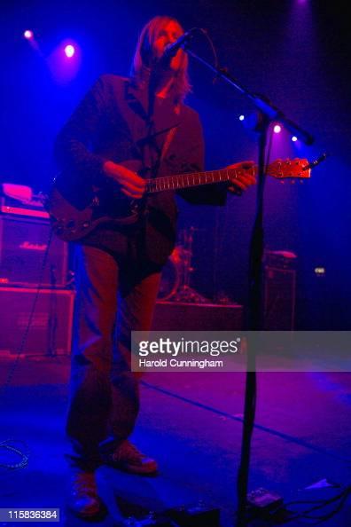 Evan Dando of the Lemonheads during Lemonheads in Concert at the Forum in London October 6 2006 at Forum in London Great Britain